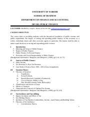 DFI 306 PUBLIC FINANCE COURSE OUTLINE  MAY  2014.doc