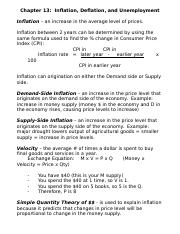 Chapter-13-Notes--Inflation--Deflation