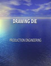 drawing die.ppt