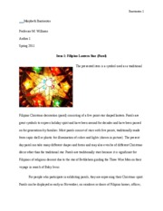 Symbolic Interpretation paper