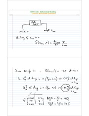Handwritten Lecture notes 3