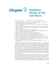 Chapter_9_Multifactor_Models_of_Risk_and_Return