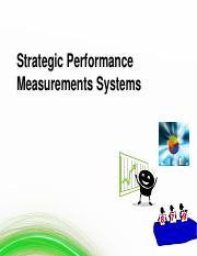 Lecture 08 Strategic Perf Measurement Systems.pdf