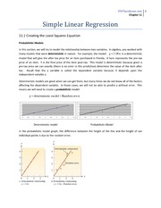 lecture 5 on Statistics I