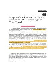 Gomel_Shapes of the Past and the Future.pdf
