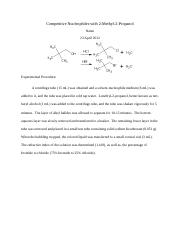 Exp_21B_Competitive_Nucleophiles.docx
