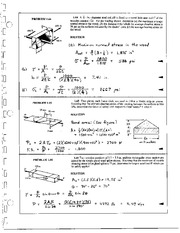 49_Mechanics Homework Mechanics of Materials Solution