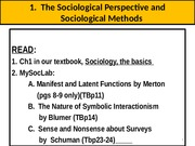 105 Soc Perspective&Methods,Pt1[1] (pp)use