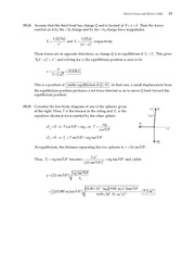 13_Ch 15 College Physics ProblemCH15 Electric Forces and Electric Fields