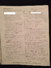 CHEM 103 Experiment 4 Notes