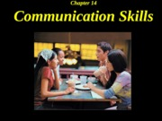 Communication Skills for Enhancing Relationships