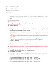 Quiz 4 Version 2 - Answer Key.docx