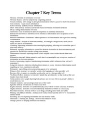 Chapter 7 Key Terms