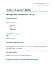 Lussier 7e Lecture Outline 05
