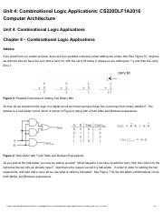 Unit 4_ Combinational Logic Applications.pdf