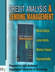 85152_Chapter 4 - Credit Risk Analysis.ppt