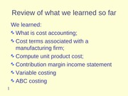 ACCT2303 Chapter 8 Lecture Slides