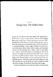 Chapter 2_Saving Lives The Golden Hour-pp 30-41