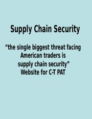 SP16_Supply Chain Security_student