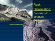 Geol111_ Rock Deformation_2007