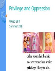 Chapter 2 Privilege and Oppression(1).pptx