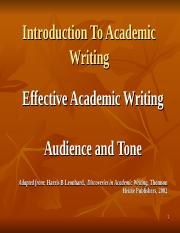 Chapter 1 Intro to Academic Writing.ppt