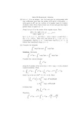 Math 506 Assignment 1 Solutions