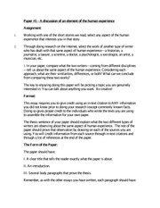Academic Writing - Response Essay - Assignment1