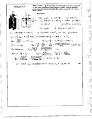 1300_Mechanics Homework Mechanics of Materials Solution