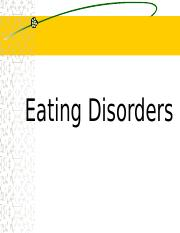 Nutrition Eating Disorders.ppt