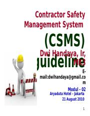 02-CSMS-guideline.ppt