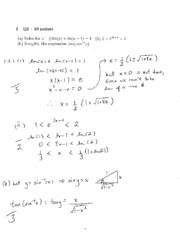 test1 solutions