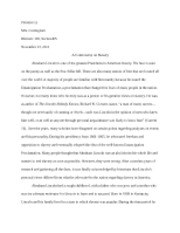 spotted owl controversy essays
