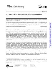 COCUBES.COM_Connecting_colleges__to__companies