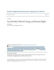 Social Media Political Change and Human Rights.pdf