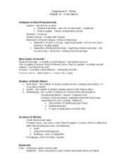 Lecture Notes - Assign 8