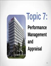 Topic_7_Performance_Management_and_Appraisal