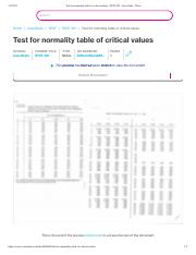Test for normality table of critical values _ STAT 401 _ Iowa State _ Notes.pdf