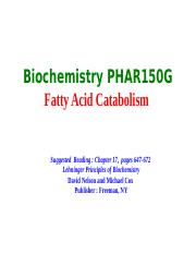 Biochem_Chapter_17 FF catabolism.ppt