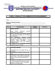 Annex VII - FORM 6 Checklist for Administrative  Requirements.pdf