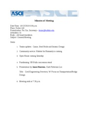 ASCE Minutes of Meeting3