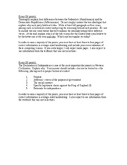 mis 441 exam 1 essay questions Insomnia, also known as sleeplessness, is a sleep disorder where people have trouble sleeping they may have difficulty falling asleep, or staying asleep as long as desired insomnia is typically followed by daytime sleepiness, low energy, irritability, and a depressed mood it may result in an increased risk of motor vehicle collisions, as well as problems focusing and learning.