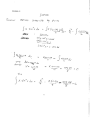 MATH231 Practice Exam Solutions