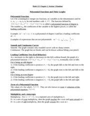 Math 115 chapter2section3 handout