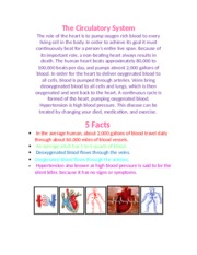 The Circulatory System unit page.docx