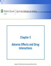 05_Adverse Effect and Drug Interaction.ppt