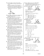 Pre-Calculus Homework Solutions 111