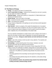Chapter 9 Reading Notes