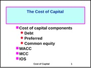 08-Cost-of-capital