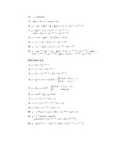 Ordinary Diff Eq Exam Review Solutions 120